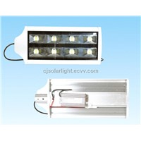 8*10W LED Street Light, COB, Aluminum and Glass Body (CJ-E003)