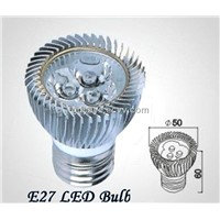 9W E27 LED Bulb with Cree