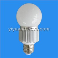 A60 E27 LED light bulb with CE and RoHs certificate