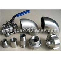 ASTM 304 Stainless Steel Forged Pipe Fittings