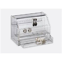Clear and Visible Jewelry Display Box