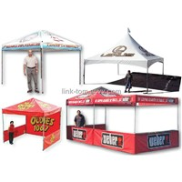 Advertising Fold Tent Gazebo Canopy with printing