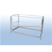 Aluminum Guard Rail System