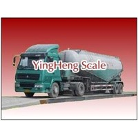 Analog electronic truck scale,vehicle scale from YingHeng Weighing Scale China