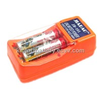 JIABAO Battery charger for AA/AAA batteries,small MOQ