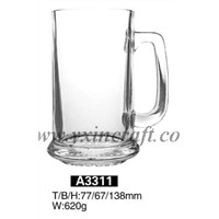Beer glass, glass mug