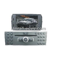 Benz c200 special car dvd player