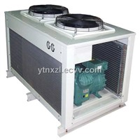 Box-type condensing unit with Bitzer compressor