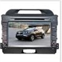 CAR DVD WITH BULETOOTH AND GPS NAVIGATION