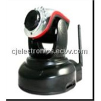 CCTV Camera - MEGA  Pixels/ Standarded with IR-Cut Wireless IP Network Camera (CJH-536MW)