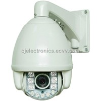 PTZ Camera / IP Dome Camera / IR High Speed Dome Camera (IP Option)