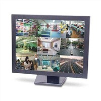 CCTV LCD Monitor with 0 to 50C Temperature and 1,680 x 1,050 Pixels Resolution