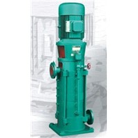 CDL VERTICAL MULTI-STAGE MARINE PUMP