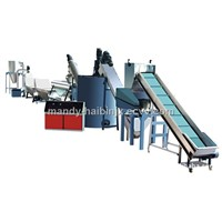 (CE certificate)PET plastic bottles recycling machine