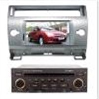 CITROEN CAR DVD PLAYER WITH GPS