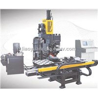 CNC Plate Marking, Punching & Drilling Machine