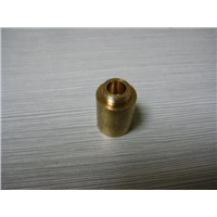 CNC machining Brass Connector with High Accuracy