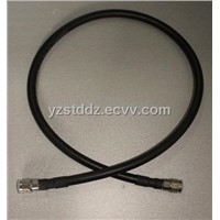 Coaxial Cable / Coaxial RF Cable Connector N-JJ-1/2""