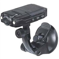 Car Black Box, Mini Camera with Video Playing Function and 2.0-inch LCD Display P5000