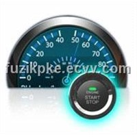 Car alarm ,smart key ,car alarm with Can-Bus push button start system