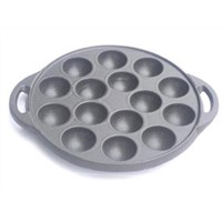 Cast Iron Cake Mould / Pan