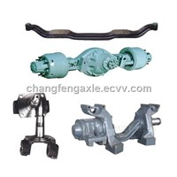 Casting Steel Axles / Punched Welding Axles/ Axle housings