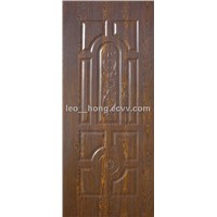 China Yongjie veneer wooden door skin(DSP-010 )Yiwu office