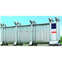 Chinese manufacturers to supply stainless steel electric retractable gates