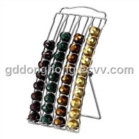 Coffee capsules holder,coffee capsules dispenser,coffee capsules rack