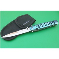 Cold Steel-26S CS26S Ti-Lite, Blue steel Handle