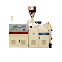 Conical twin screw extruder  from china specialized manufacture & exporter