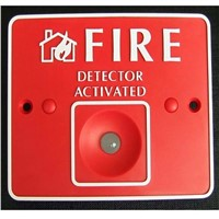 24V Fire Alarm Remote LED Compatible with All Conventional Fire Alarm Control Panel