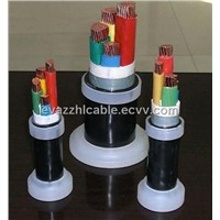 Copper conductor PVC insulated PVC sheathed Power Cable