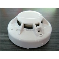 DC Powered 4-Wire Optical Photoelectric Smoke Detector Smoke Sensor Alarm with Relay Output