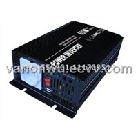 DC to AC 600Watt Ture Sine Wave Power Inverter with CE, ROHS approved (1200 peak power)