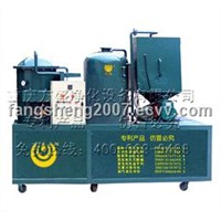 DTS Multi-functional oil decoloring and decontaminating Equipment