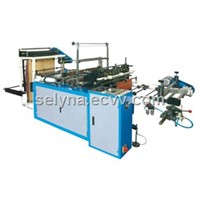 DW-BRS Automatic high speed bottom sealing with bag on roll machine