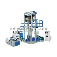 DW-SBFM 45 super high speed blowing film machine