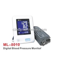 Digital Blood Pressure Monitor (ML-8010)