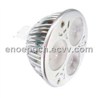 Dimmable led spot light 3X2W