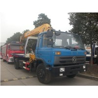 Dongfeng 153 Hydraulic Multi-Functional Wrecker