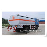 Dongfeng Tianlong Three Axles Chemical Liquid Tank Truck 20000L