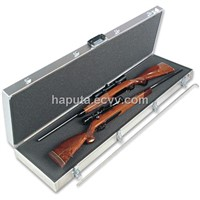 Double Scoped Rifle Case