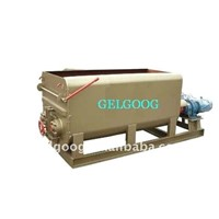 Double screw gulten making machine