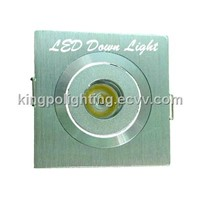 Down Light & LED Light JY-D-1W3-1
