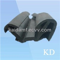 EPDM rubber sponge strip