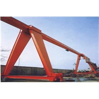 Electrical Hoist Gantry Crane