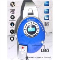 Emerson Bathroom Radio Hidden 720P HD Pinhole Bathroom Spy Camera DVR 16GB Motion Activated