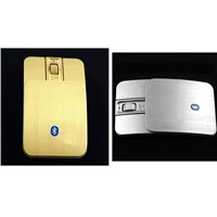 Ergonomic Bluetooth slide mouse with two-buttons with 2.0 Bluetooth edition
