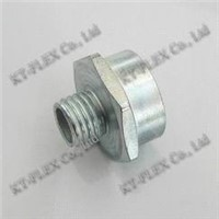 Extended metallic reducer